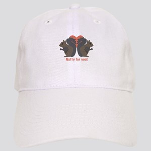 Nutty for You Baseball Cap