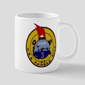 USS KANSAS CITY 11 oz Ceramic Mug