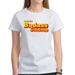 Badass Cinema Women's T-Shirt