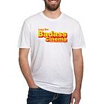 Badass Cinema Fitted T-Shirt