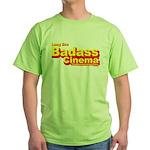 Badass Cinema Green T-Shirt