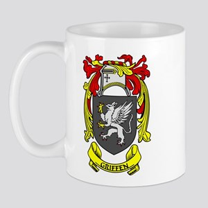 GRIFFEN Coat of Arms Mug