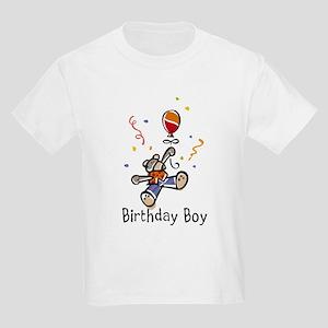Birthday Bear Kids Light T-Shirt