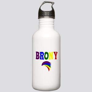 Brony rainbow 329 Stainless Water Bottle 1.0L