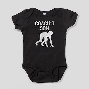 Track Coachs Son Baby Bodysuit