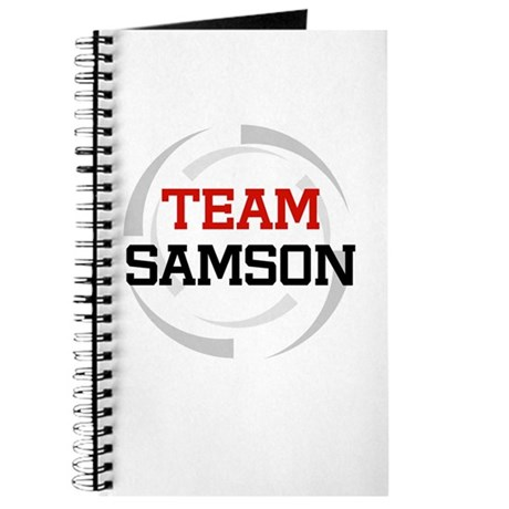 Samson Journal