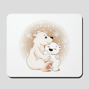 Bear Hugs- Mousepad