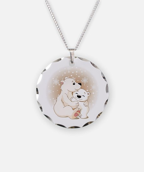 Bear Hugs- Necklace