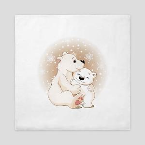 Bear Hugs- Queen Duvet