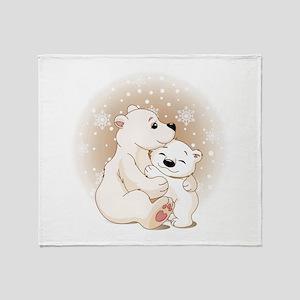 Bear Hugs- Throw Blanket