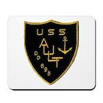 USS AULT Mousepad