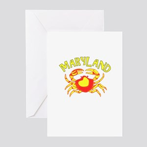 Maryland Greeting Cards (Pk of 10)