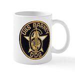 USS BARNEY Mug