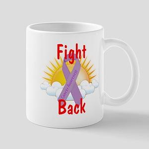 Fight Back Cancer Awareness Mugs