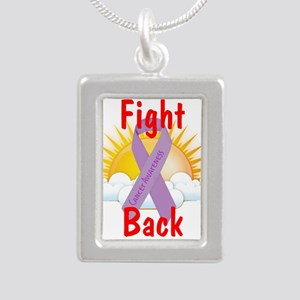 Fight Back Cancer Awareness Necklaces