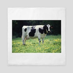Cow Queen Duvet