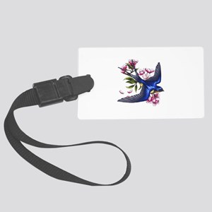 swallow Large Luggage Tag