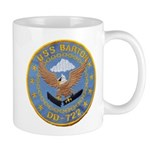 USS BARTON Mug