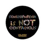 Schizophrenia Is NOT Contagious 3.5