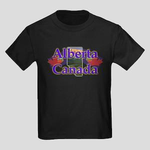 Alberta Kids Dark T-Shirt