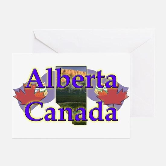 Alberta Greeting Cards (Pk of 10)