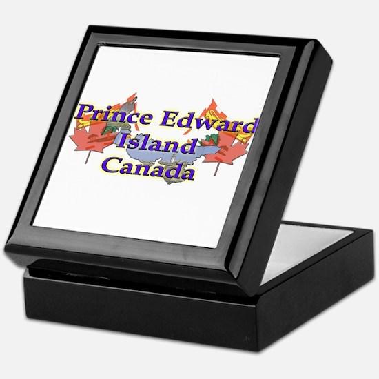 Prince Edward Island Keepsake Box