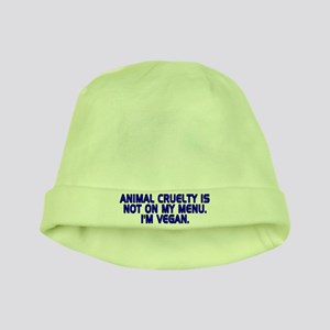 Animal cruelty - baby hat
