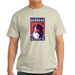 Obey the Bernese Mountain Dog! Light T-Shirt
