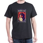 Obey the Bernese Mountain Dog! Dark T-Shirt