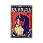 Bernese Mountain Dog Magnets (10 pack)