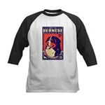 Bernese Mountain Dog! Kids Baseball Jersey