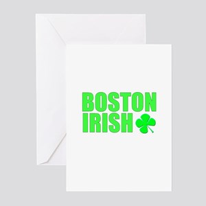 Boston Irish Greeting Cards (Pk of 10)