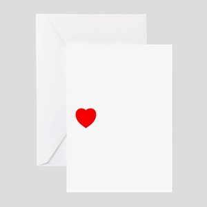 I Love Boston Greeting Cards (Pk of 10)