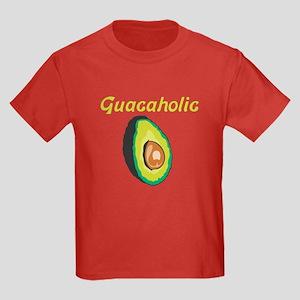 Guacaholic Kids Dark T-Shirt