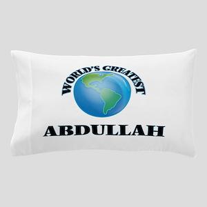 World's Greatest Abdullah Pillow Case