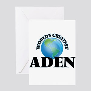 World's Greatest Aden Greeting Cards