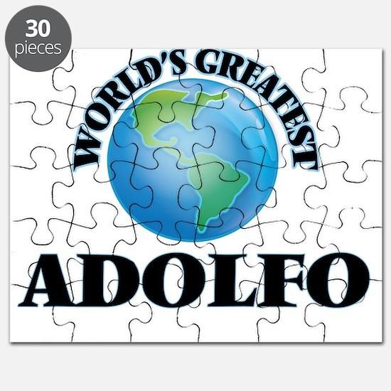 World's Greatest Adolfo Puzzle