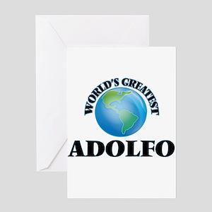 World's Greatest Adolfo Greeting Cards