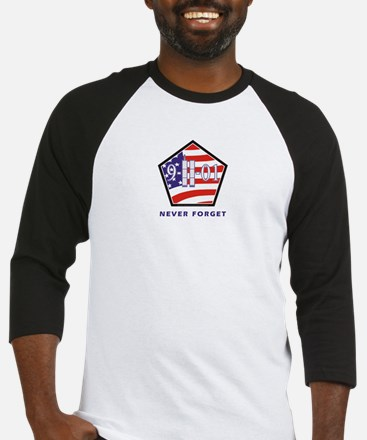 NEVER Forget - Baseball Jersey