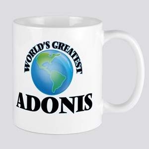 World's Greatest Adonis Mugs