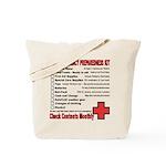CHILD Emergency Preparation Tote Bag