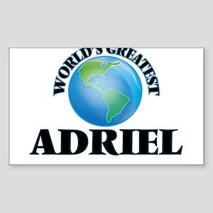 World's Greatest Adriel Sticker