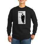 ManApes Long Sleeve Dark T-Shirt