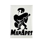 ManApes Rectangle Magnet (10 pack)