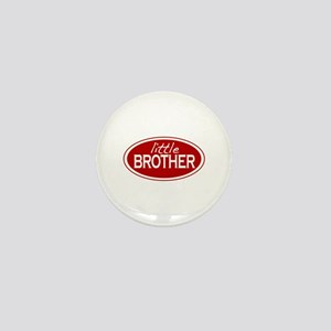 Little Brother (Oval) Mini Button