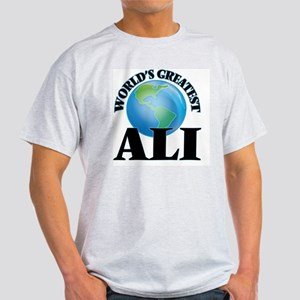 World's Greatest Ali T-Shirt