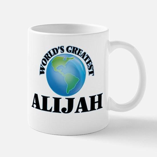 World's Greatest Alijah Mugs