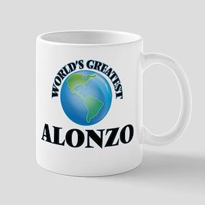 World's Greatest Alonzo Mugs