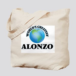 World's Greatest Alonzo Tote Bag
