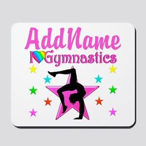 GYMNAST GIRL Mousepad